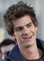Andrew Garfield, Copyright Marvel/Sony Pictures, The Amazing Spider-Man