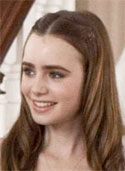 Lily Collins, Copyright Warner Bros., The Blind Side