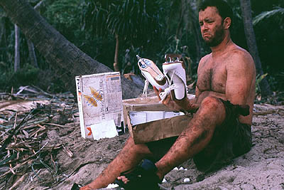 Image from Cast Away