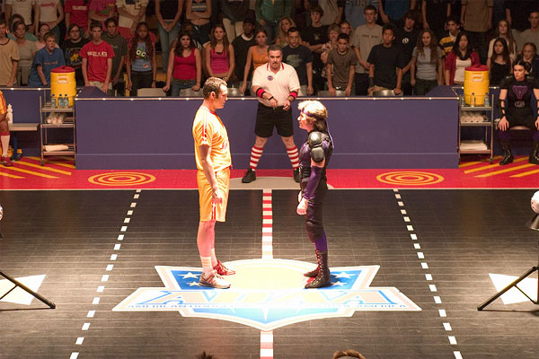 Image from DodgeBall: A True Underdog Story