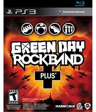 Rock Band Green Day Plus