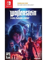 Wolfenstein: Youngblood (Download Code Only)(Launch Only)