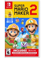 Super Mario Maker 2 + Nintendo Switch Online Bundle