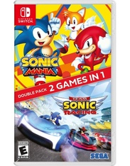Sonic Mania + Team Sonic Racing Double Pack