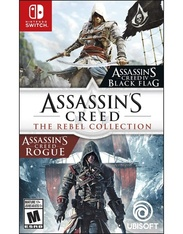 Assassins Creed: The Rebel Collection (2 Games: 1 Cartridge/1 Code)