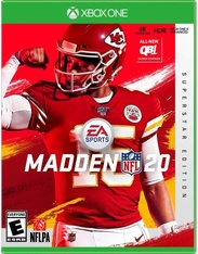 Madden NFL 20 Superstar Edition