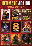 Ultimate Action Collection 8 Films