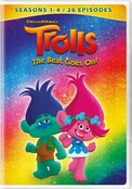 Trolls: The Beat Goes On! Seasons 1-4