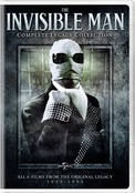 The Invisible Man: The Complete Legacy Collection