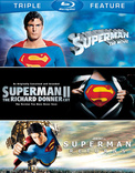 Superman: The Movie / Superman II: The Richard Donner Cut / Superman Returns