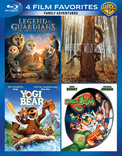 4 Film Favorites: Family Adventures