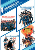 4 Film Favorties: Police Academy 1-4