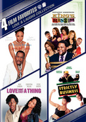 4 Film Favorites: Love & Laughs