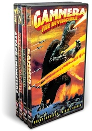 Gamera Movie Collection