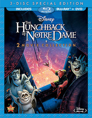 The Hunchback of Notre Dame / The Hunchback of Notre Dame 2