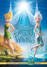 Disney Fairies: Secret of the Wings