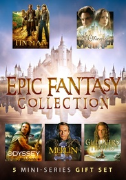 Epic Fantasy Miniseries Collection