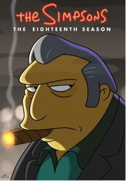 The Simpsons: The Complete Eighteenth Season