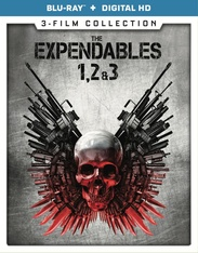 The Expendables 3-Film Ccollection
