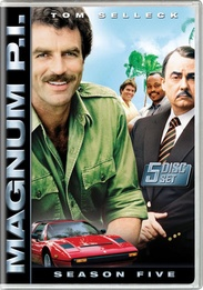 Magnum P.I.: The Complete Fifth Season