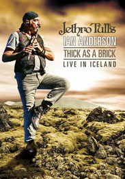 Jethro Tull's Ian Anderson: Thick as a Brick Live in Iceland