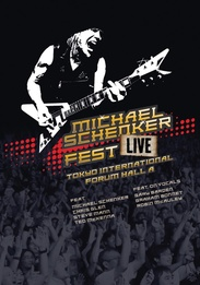 Michael Schenker Fest Live: Tokyo International Forum Hall A