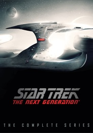 Star Trek The Next Generation: The Complete Series