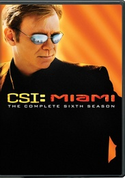 CSI: Miami - The Sixth Season