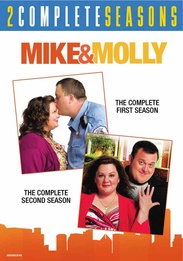 Mike & Molly: Complete Seasons 1 & 2