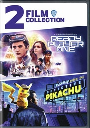 Ready Player One / Pokemon Detective Pikachu