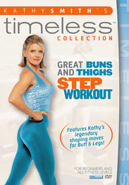 Kathy Smith: Great Buns & Thighs Step Workout