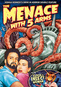 Kennedy's Drive-In Horror Double Feature: Menace with 5 Arms / Curse of Insect