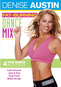 Denise Austin: Fat-Burning Dance Mix