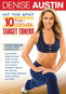 Denise Austin: Hit The Spot 10 Five Minute Target Toners