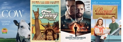 New Movie Rentals
