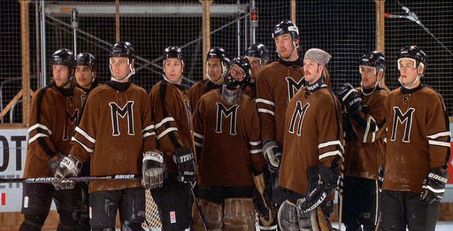 new style 71435 38f4a Ranking the best hockey jerseys in movies